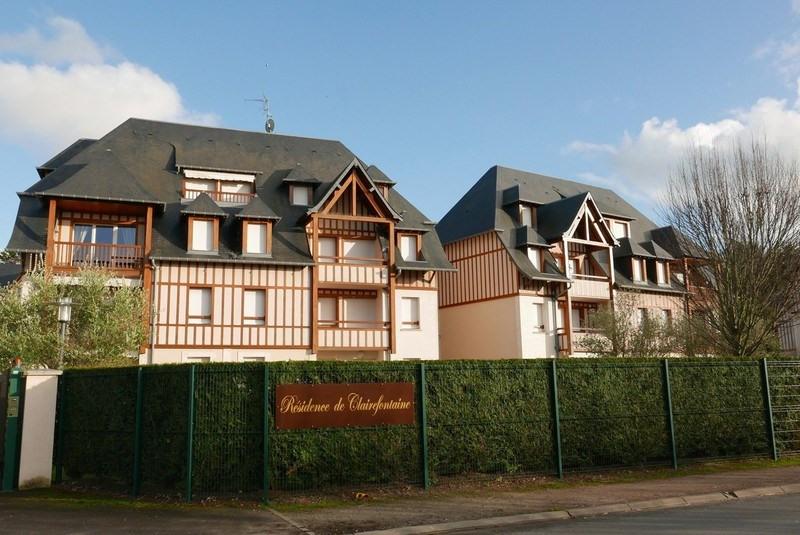 Sale apartment Deauville 424000€ - Picture 1