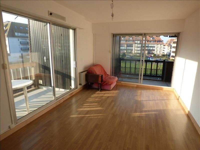 Verkoop  appartement Villers sur mer 205000€ - Foto 3