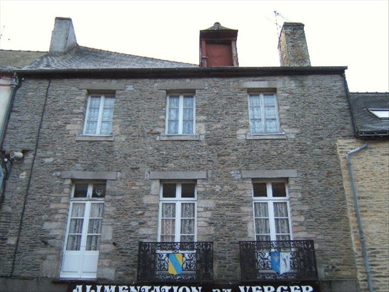 Sale building Josselin 54500€ - Picture 1