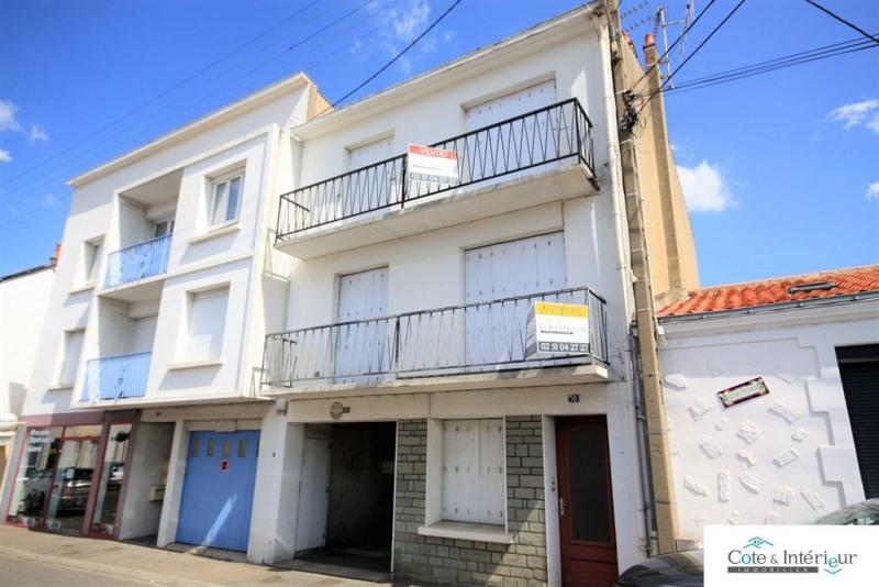 Sale apartment Les sables d olonne 116000€ - Picture 1