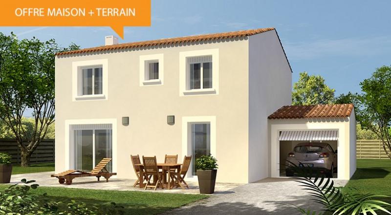 Maison  4 pièces + Terrain 630 m² Fons par VILLA DIRECT