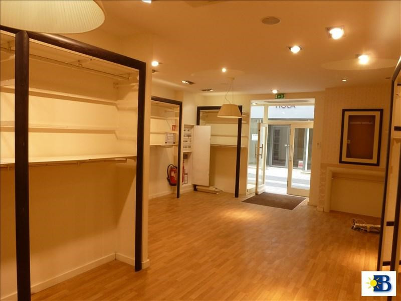 Produit d'investissement immeuble Chatellerault 116600€ - Photo 2