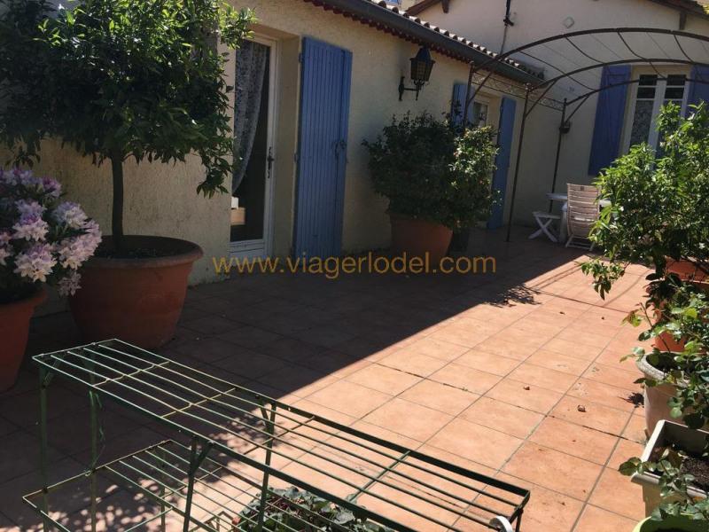 Verkauf auf rentenbasis haus Les angles 70000€ - Fotografie 4
