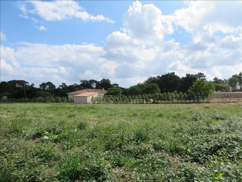 Vente terrain St laurent des hommes 13 000€ - Photo 2