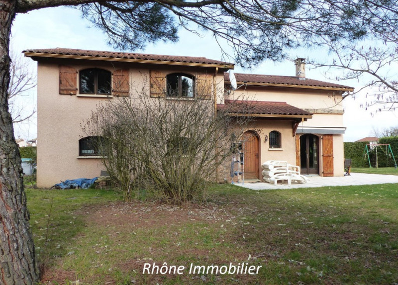 Vente maison / villa Villette d anthon 439 000€ - Photo 2