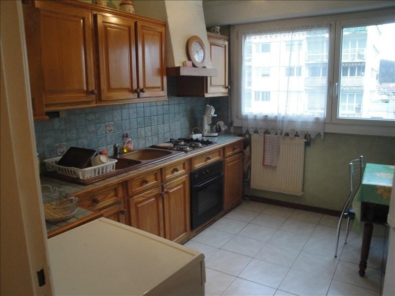 Verkoop  appartement Audincourt 66000€ - Foto 2