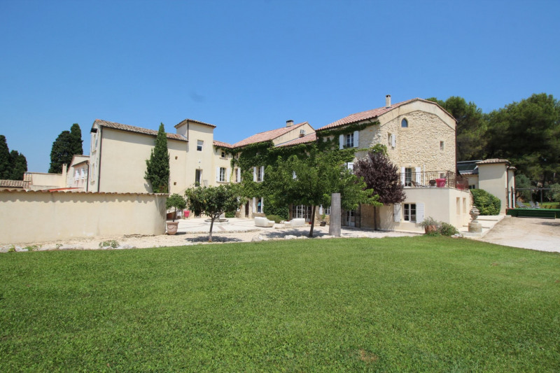 Deluxe sale house / villa Vedene 1 899 000€ - Picture 1