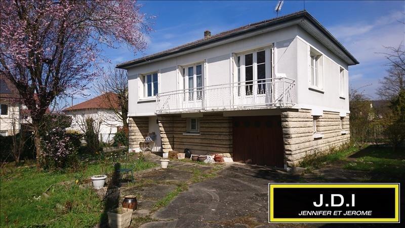 Sale house / villa St leu la foret 445000€ - Picture 1