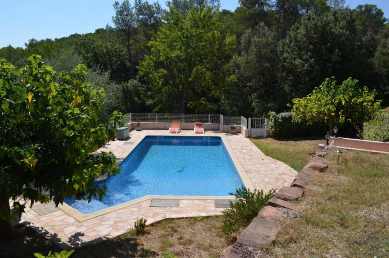 Deluxe sale house / villa Lorgues 687750€ - Picture 1