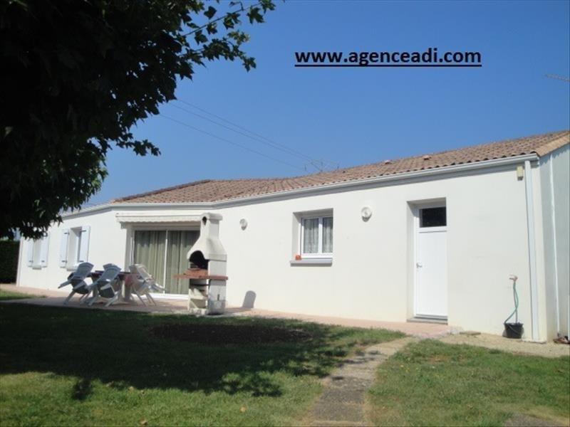 Vente maison / villa St maixent l'ecole 223600€ - Photo 1