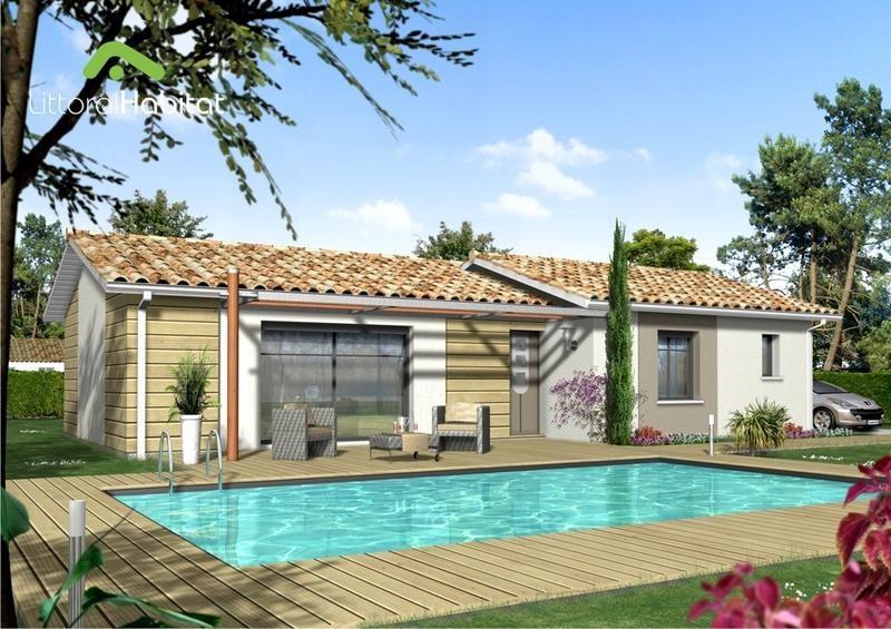 Maison  5 pièces + Terrain 790 m² Laluque (40465) par LITTORAL HABITAT
