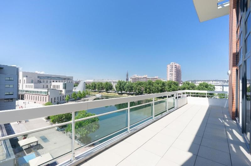 Deluxe sale apartment Strasbourg 955 000€ - Picture 1