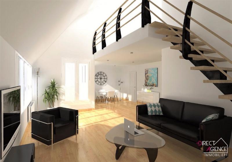 Duplex 5 pièces 104m² champs sur marne - 5 pièce (s) - 102 m²