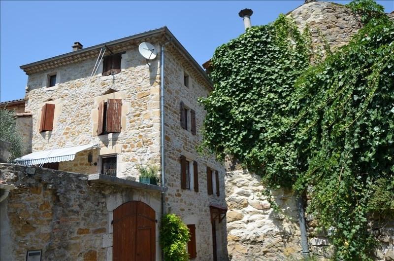 Vente maison / villa Vallon pont d arc 315000€ - Photo 1