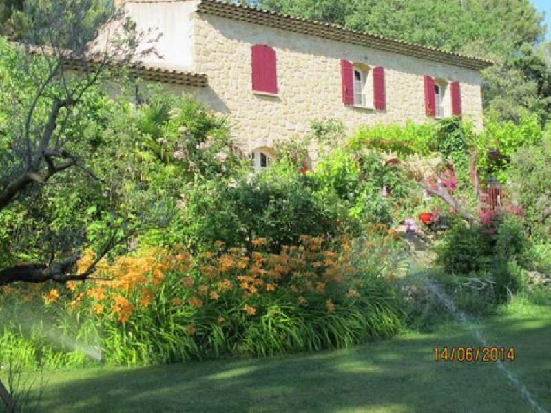 Deluxe sale house / villa Rognes 898000€ - Picture 6