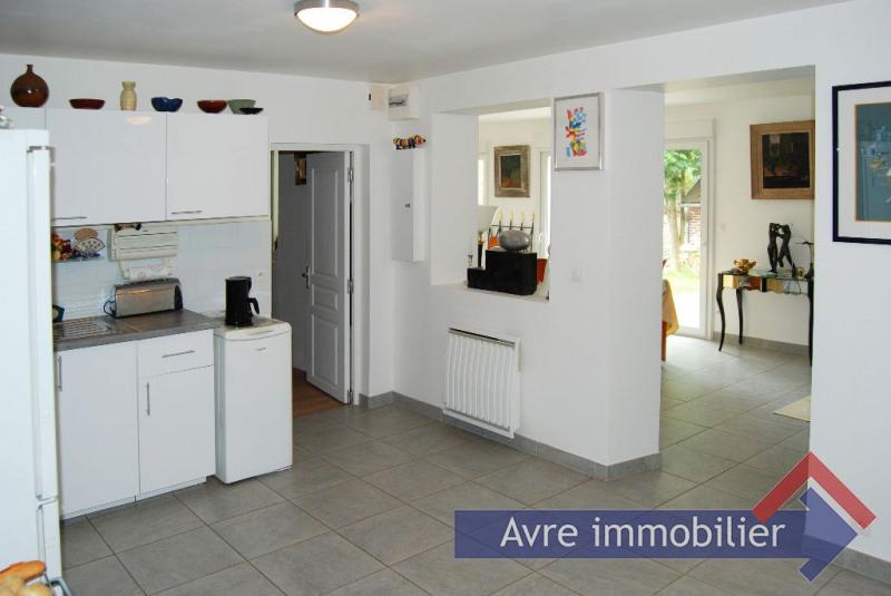 Vente maison / villa Verneuil d avre et d iton 185000€ - Photo 4