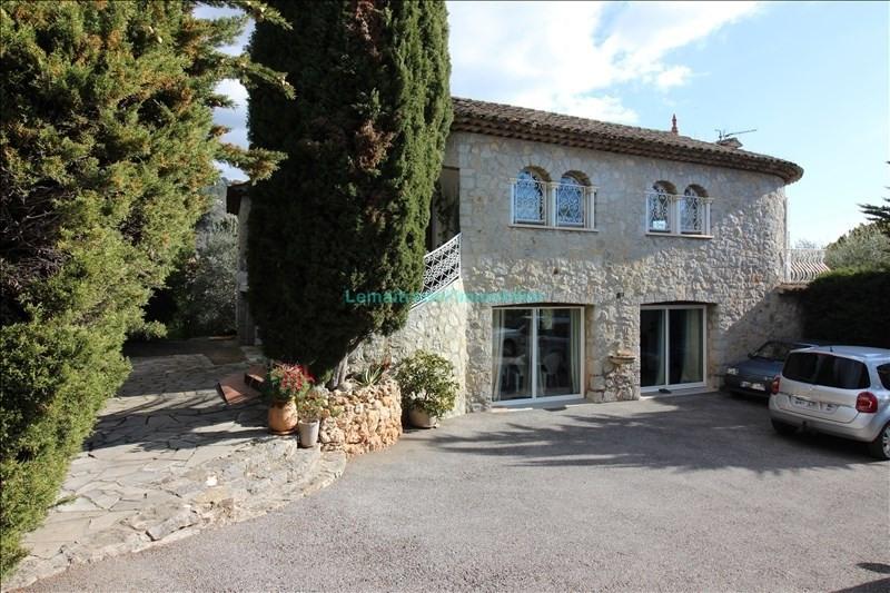 Vente de prestige maison / villa Peymeinade 649000€ - Photo 3