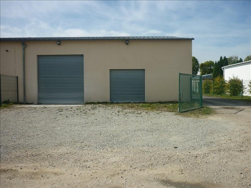 Location local commercial Mortagne au perche 400€ +CH/ HT - Photo 4