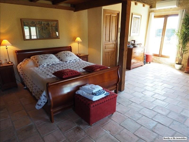 Deluxe sale house / villa Uzes 945000€ - Picture 8