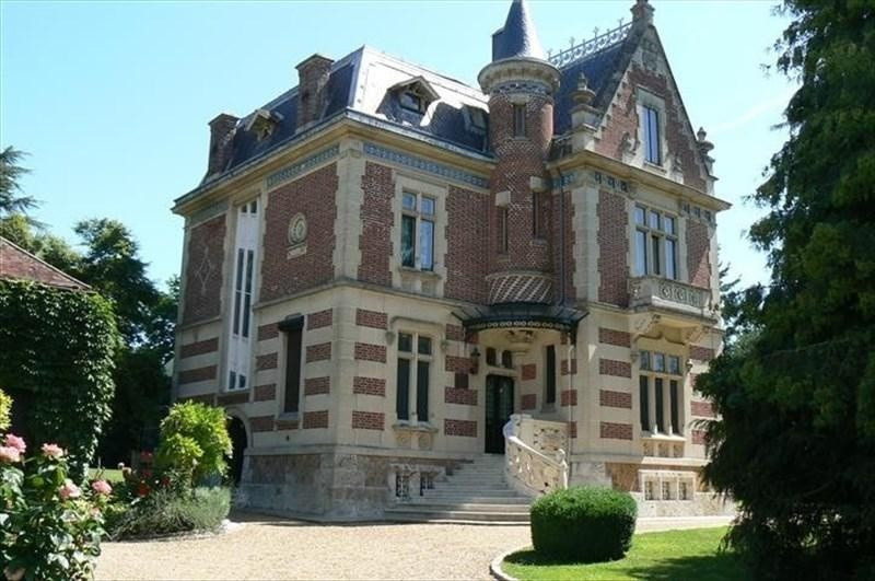Deluxe sale house / villa Hanches 1 085 000€ - Picture 1