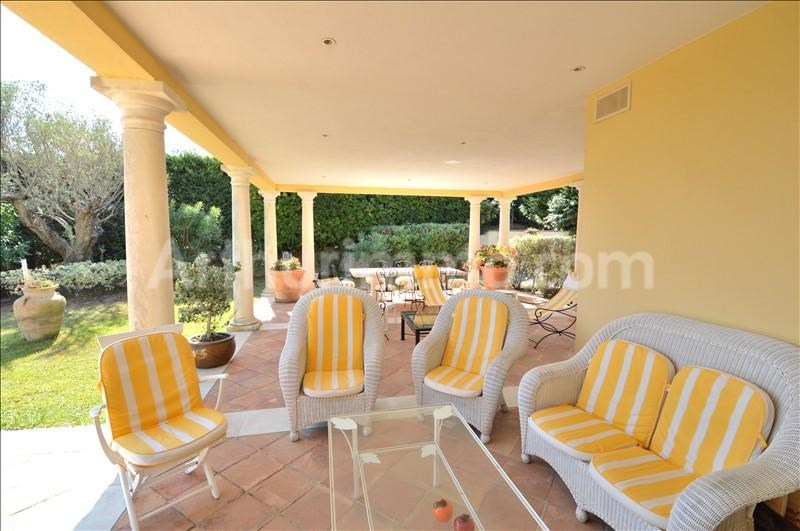 Deluxe sale house / villa St aygulf 1190000€ - Picture 4