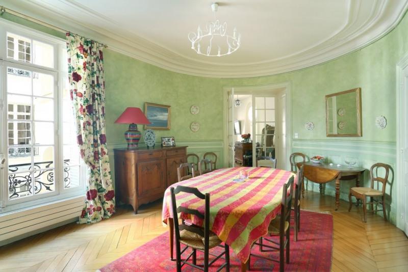 Revenda residencial de prestígio apartamento Paris 7ème 3500000€ - Fotografia 6
