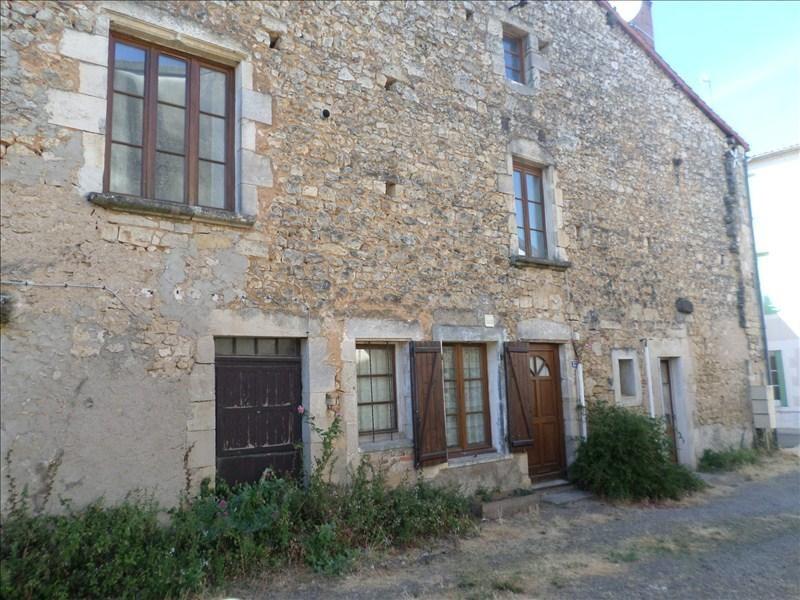 Location appartement Lussac les chateaux 330€ +CH - Photo 9