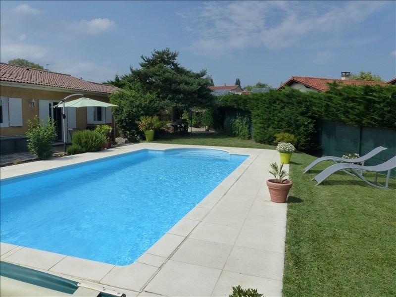 Vente maison / villa Craponne 480 000€ - Photo 7