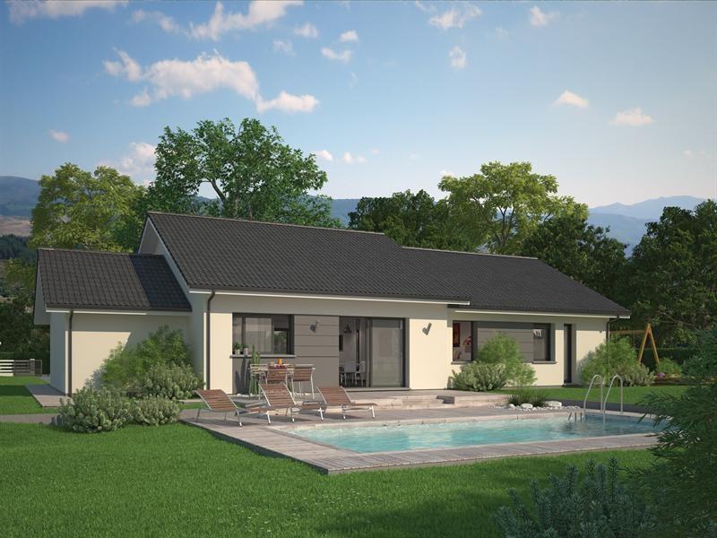 Maison  4 pièces + Terrain 800 m² La Biolle par MAISON FAMILIALE DRUMETTAZ CLARAFOND