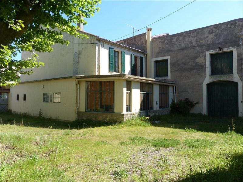 Sale house / villa Nissan lez enserune 199 000€ - Picture 1