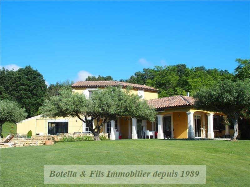 Deluxe sale house / villa Uzes 789500€ - Picture 12