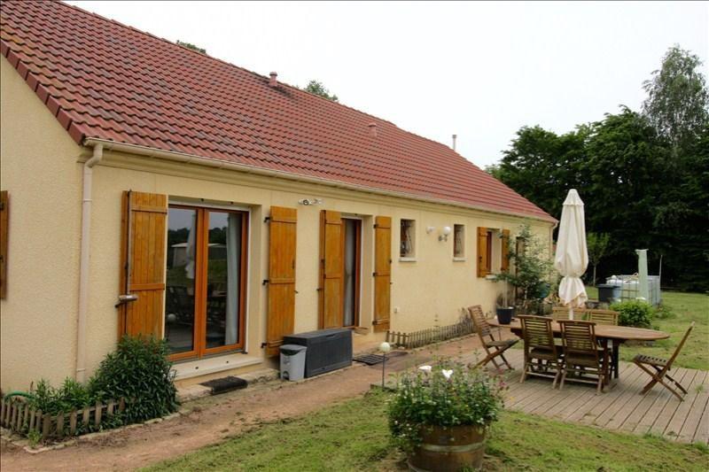 Vente maison / villa Les baux de breteuil 159000€ - Photo 2