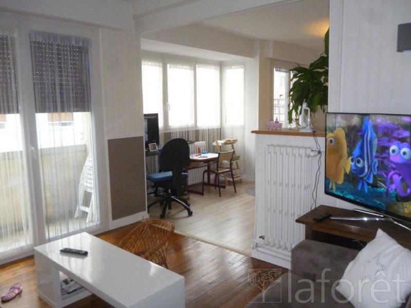 Vente appartement Lisieux 130000€ - Photo 1