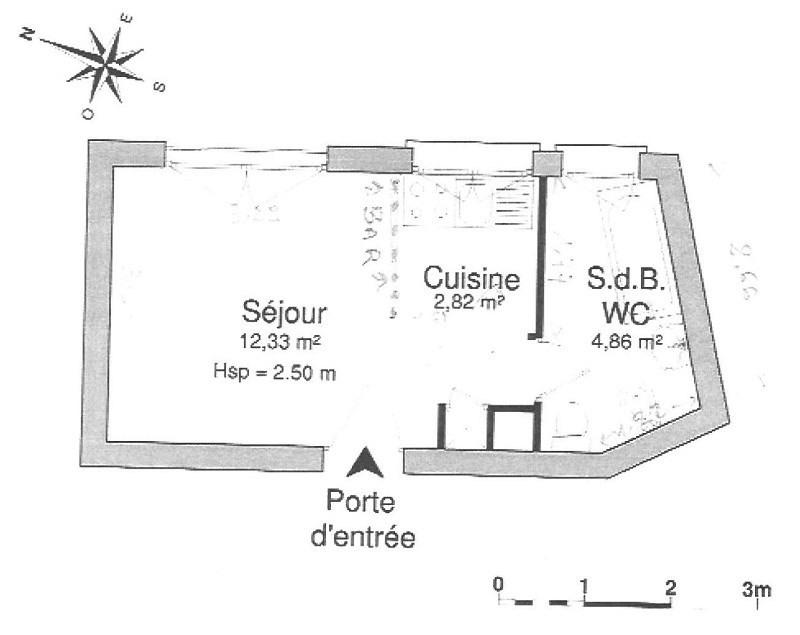 Vente appartement Juan-les-pins 113000€ - Photo 5