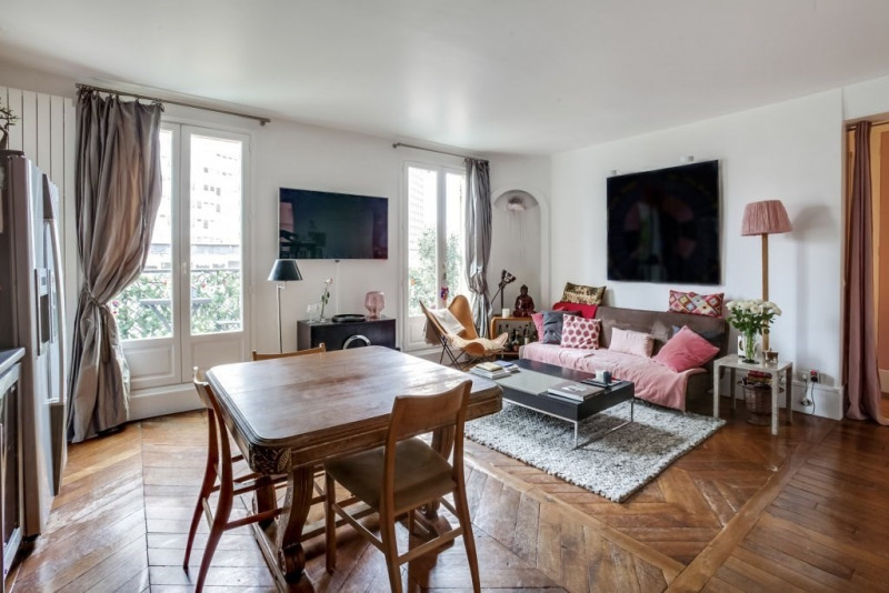 Vente de prestige appartement Paris 14ème 1 350 000€ - Photo 2