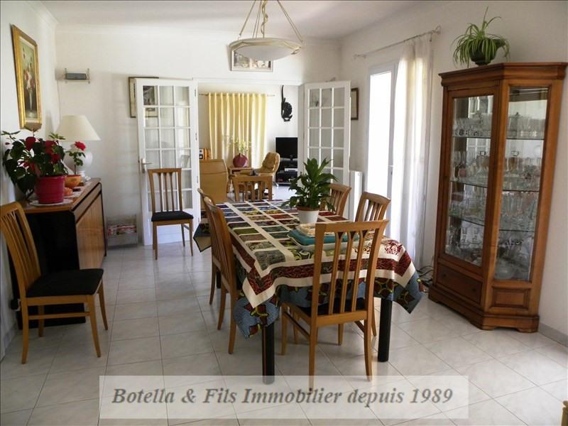 Vente maison / villa Goudargues 456000€ - Photo 3