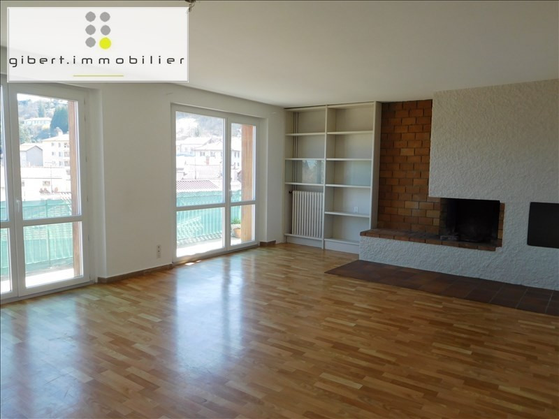 Rental apartment Espaly st marcel 490€ +CH - Picture 1