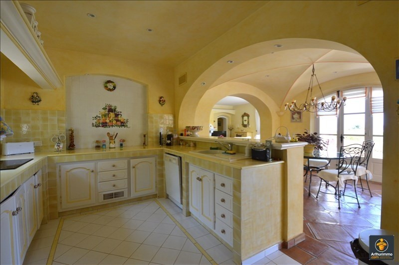 Deluxe sale house / villa St aygulf 1290000€ - Picture 8