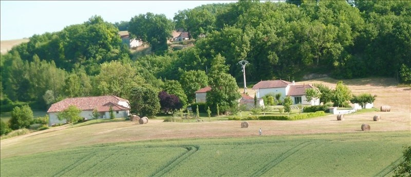 Deluxe sale house / villa Laroque timbaut 546 000€ - Picture 1