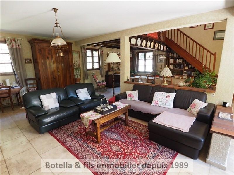 Vente maison / villa Goudargues 399900€ - Photo 4