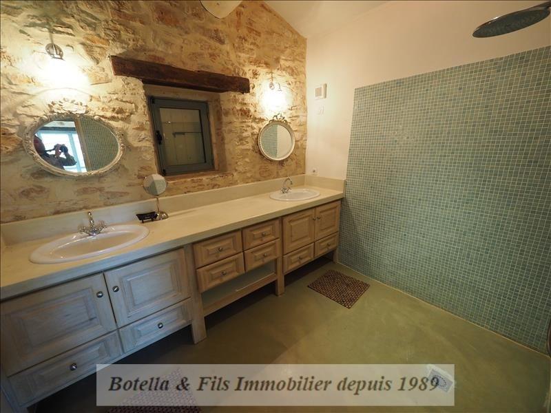 Immobile residenziali di prestigio casa Uzes 763000€ - Fotografia 10