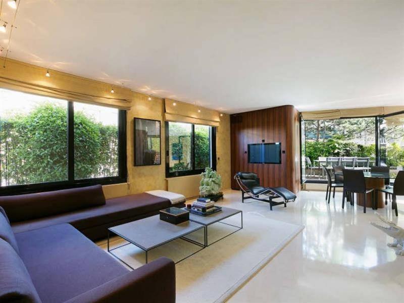 Revenda residencial de prestígio apartamento Paris 16ème 3150000€ - Fotografia 2