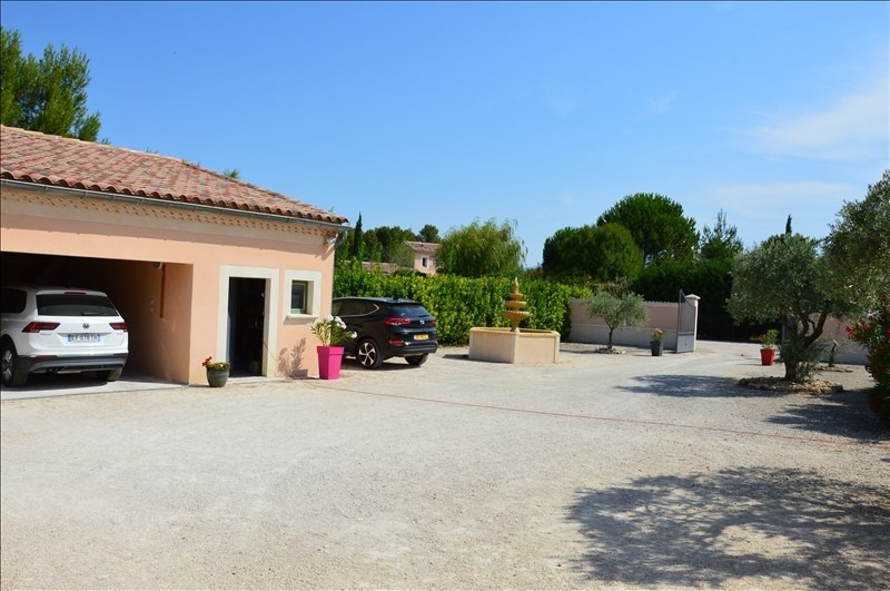 Vente maison / villa Pernes les fontaines 479000€ - Photo 7