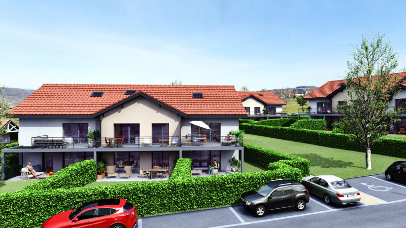 Vente appartement Villaz 202000€ - Photo 1