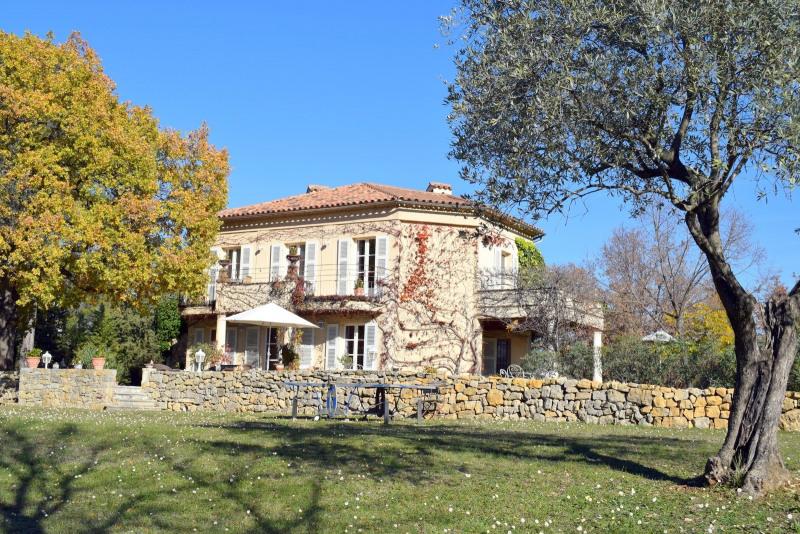 Deluxe sale house / villa Fayence 1085000€ - Picture 7