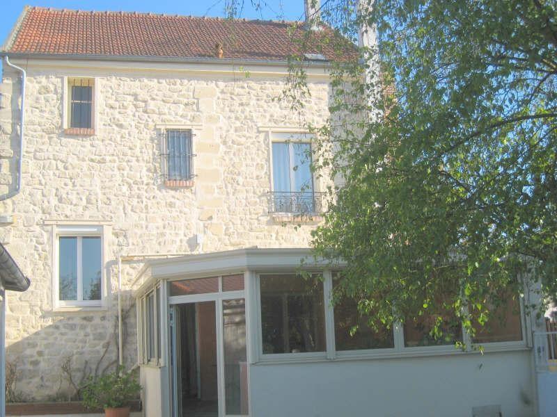 Produit d'investissement maison / villa Conflans ste honorine 549000€ - Photo 1