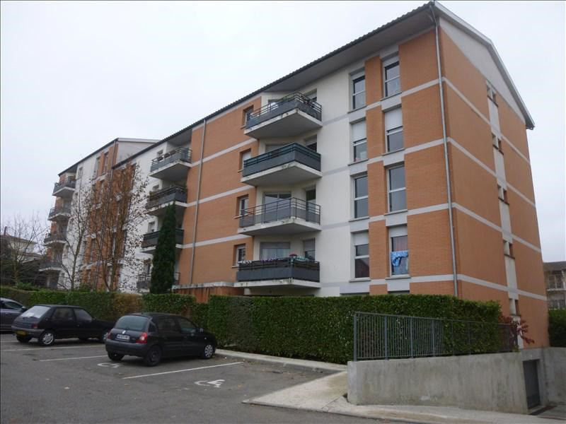 Vente appartement Toulouse 140 000€ - Photo 1