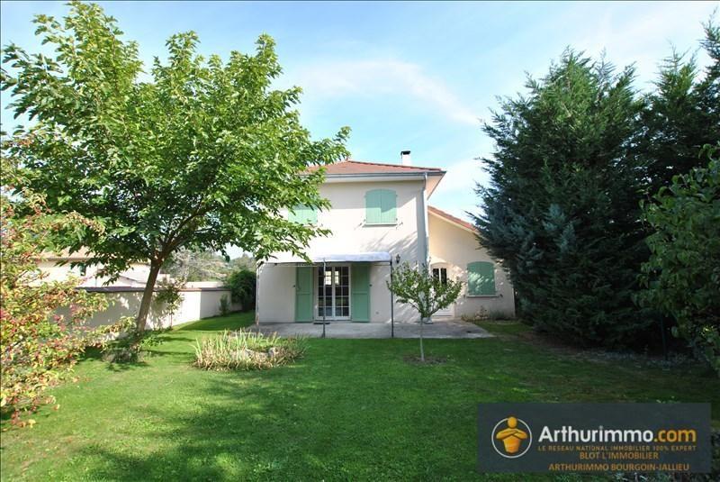 Sale house / villa Bourgoin jallieu 329000€ - Picture 2