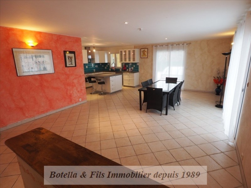 Vente maison / villa Barjac 393 000€ - Photo 4