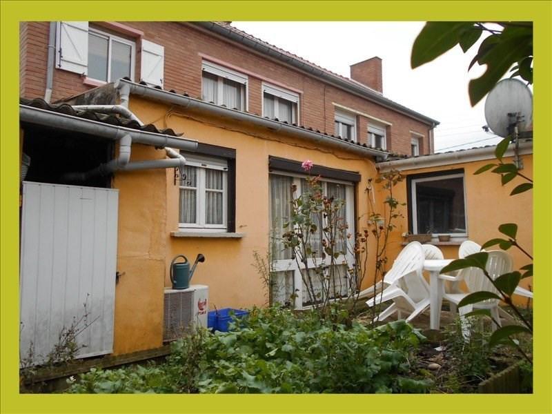 Sale house / villa Carvin 111900€ - Picture 1